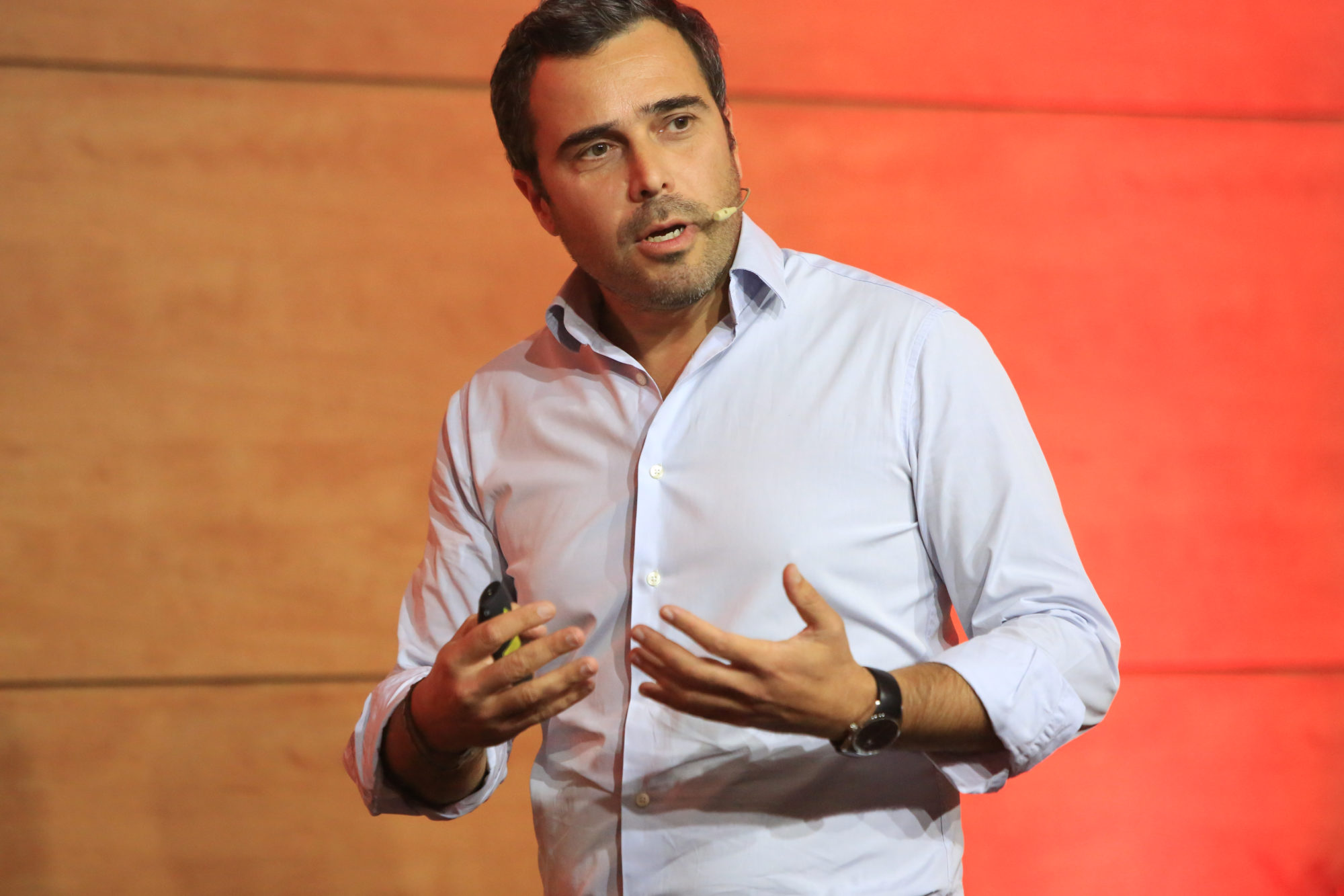 Vincent Caltabellotta Intelligence artificielle Entreprise organique